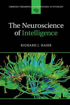 The Neuroscience of Intelligence book cover