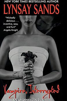 Vampire, Interrupted book cover