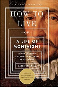 How to Live book cover