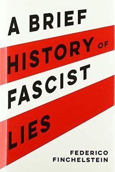 A Brief History of Fascist Lies book cover