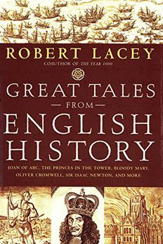 Great Tales from English History, Vol 2 book cover