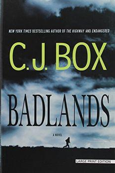 Badlands book cover