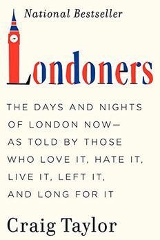 Londoners book cover