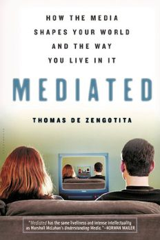 Mediated book cover