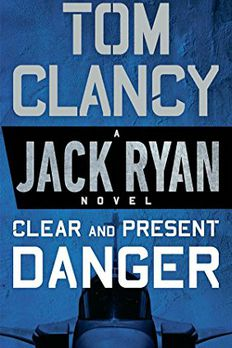 Clear and Present Danger book cover