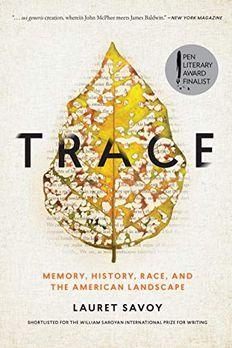 Trace book cover