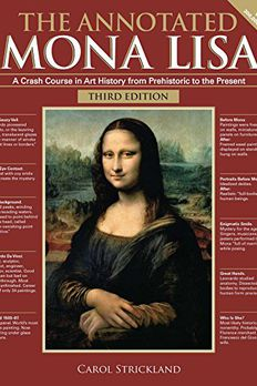 The Annotated Mona Lisa, Third Edition book cover
