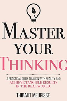Master Your Thinking book cover