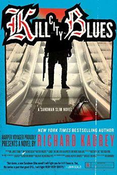 Kill City Blues book cover