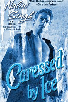 Caressed By Ice book cover