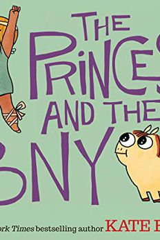The Princess and the Pony book cover