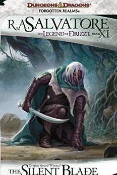 The Silent Blade book cover