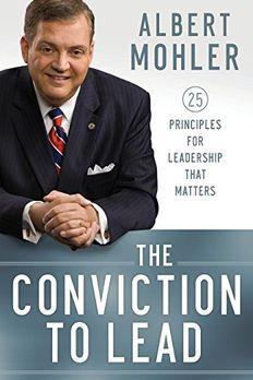 Conviction to Lead book cover
