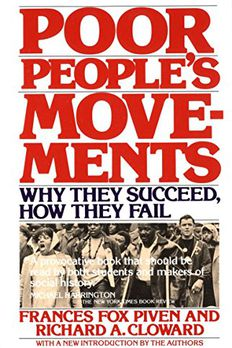 Poor People's Movements book cover