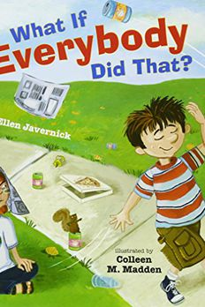 What If Everybody Did That? book cover
