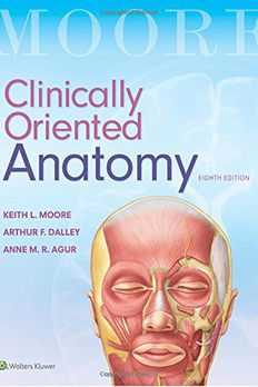 Clinically Oriented Anatomy book cover