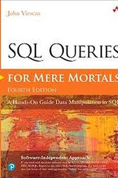 SQL Queries for Mere Mortals book cover