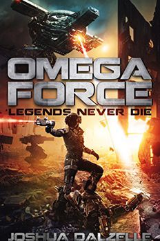 Legends Never Die book cover