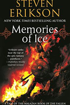 Memories of Ice book cover