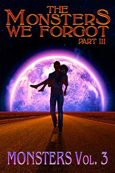 The Monsters We Forgot book cover
