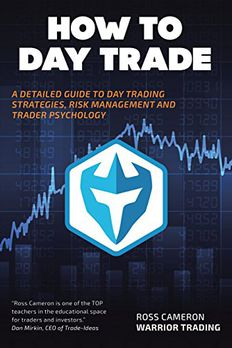 How to Day Trade book cover