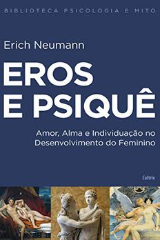 Eros e Psiquê book cover
