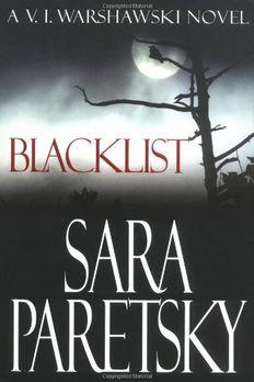 Blacklist book cover