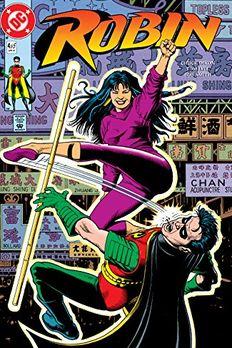 Robin (1991) #4 book cover