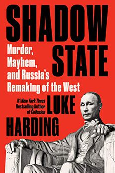 Shadow State book cover