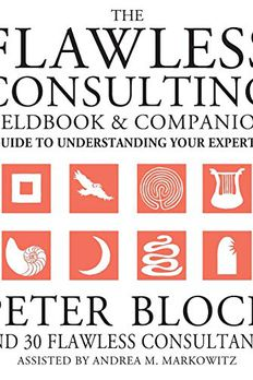 The Flawless Consulting Fieldbook and Companion  book cover