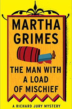 The Man with a Load of Mischief book cover