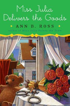 Miss Julia Delivers the Goods book cover