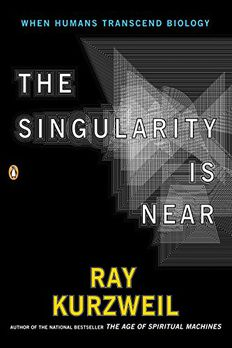 The Singularity Is Near book cover
