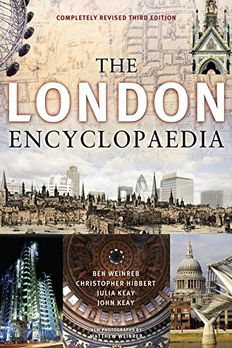 The London Encyclopaedia book cover