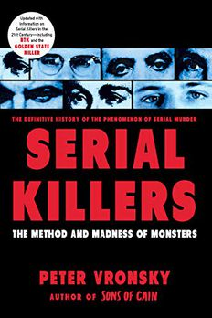 Serial Killers book cover
