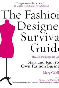The Fashion Designer Survival Guide book cover