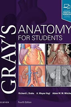 Gray's Anatomy for Students book cover