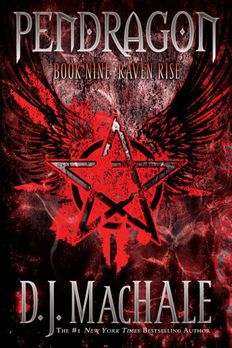 Raven Rise book cover