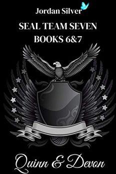SEAL Team Seven Books 6&7 Quinn and Devon book cover