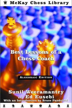 Best Lessons of a Chess Coach book cover