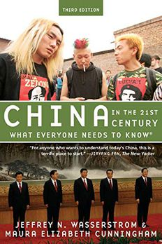 China in the 21st Century book cover