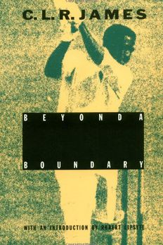 Beyond A Boundary book cover