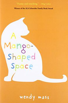 A Mango-Shaped Space book cover