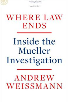 Where Law Ends book cover
