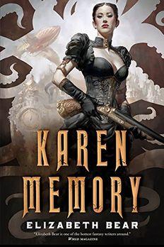 Karen Memory book cover