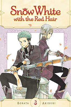 Snow White with the Red Hair, Vol. 3 book cover