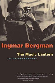 The Magic Lantern book cover