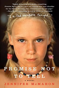 Promise Not to Tell book cover