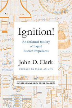 Ignition! book cover