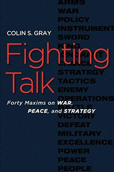 Fighting Talk book cover